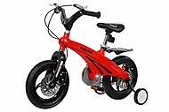 Детский велосипед Miqilong GN Красный 12` , MQL-GN12-Red