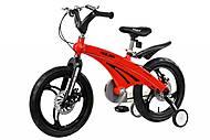 Детский велосипед Miqilong GN Красный 16`, MQL-GN16-Red, купить