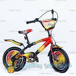 Детский велосипед со стальной рамой «Спринтер», 16 дюймов, 101616