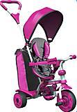 Детский велосипед «Spin» розовый, 100897, фото