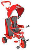 Детский велосипед Y Strolly Spin, красный, 100836
