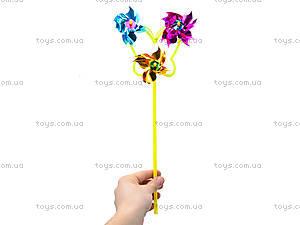 Детский ветрячок «Цветок», W02-1249, игрушки