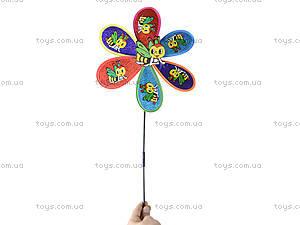 Детский ветрячок «Семицветик», F7005P, фото