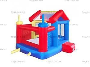 Детский игровой центр в форме домика,