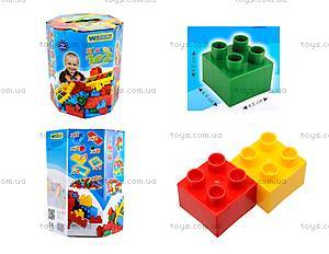 Детский игровой конструктор, 102 элемента, 41290