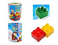 Детский игровой конструктор, 102 элемента, 41290, игрушки
