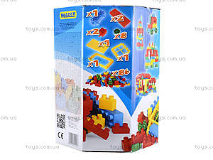 Детский игровой конструктор, 102 элемента, 41290, отзывы