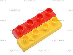 Детский игровой конструктор, 102 элемента, 41290, цена