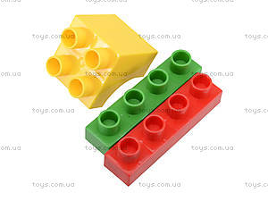 Детский игровой конструктор, 102 элемента, 41290, детские игрушки