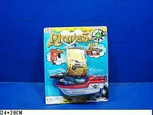 Детский игровой кораблик «Пираты», С106