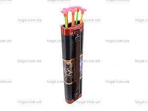 Детский игровой лук со стрелами, 3402, купить