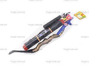 Детский игровой лук со стрелами, 3402, отзывы