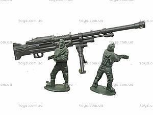 Детский игровой набор для детей «Армия», 662B, фото