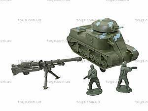 Детский игровой набор для детей «Армия», 662B, отзывы