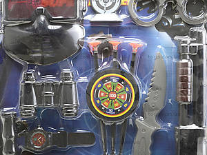 Детский игровой набор для детей «Полицейский», 900-5, купить