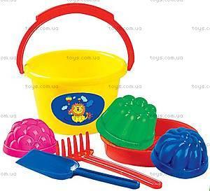Детский игровой набор для игры в песочнице, 1023