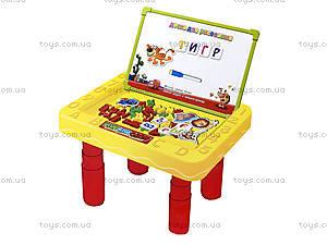 Детский игровой набор «Моя первая парта», HD9003B, фото