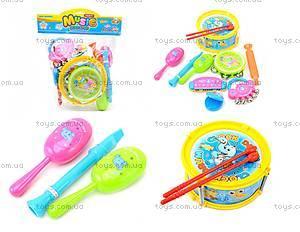 Детский игровой набор «Музыкальные инструменты», 5515