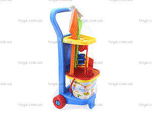 Детский игровой набор  «На пляже», 10771, цена