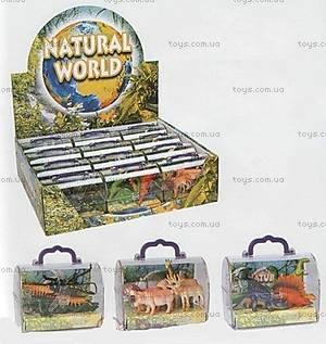 Детский игровой набор «Обитатели джунглей», D907/6, купить