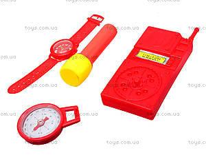 Детский игровой набор «Пожарник», 5022A, купить