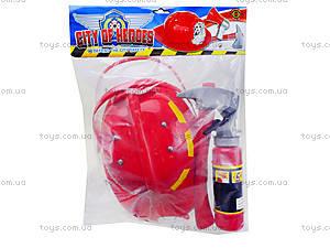 Детский игровой набор «Пожарник», 5022A, цена