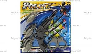 Детский игровой набор полицейского, 5800-113A