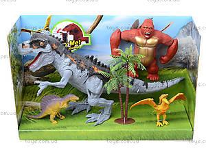 Детский игровой набор с животным и аксессуарами, 800-66, купить