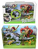 Детский игровой набор с животным и аксессуарами, 800-66