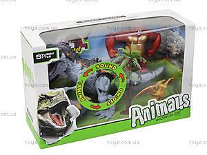 Детский игровой набор с животным и аксессуарами, 800-66, цена