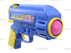 Детский игровой набор «Теннис» с пистолетом, 0894-1, купить