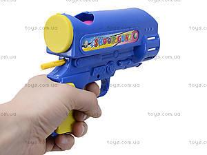 Детский игровой набор «Теннис» с пистолетом, 0894-1, игрушки