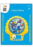 Детский игровой набор «Веселая рыбалка», 20226, toys
