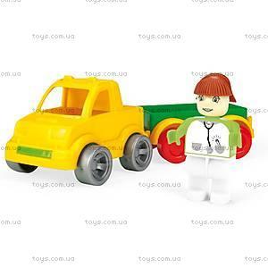 Детский игровой набор «Ветеринарный домик», 25460, купить