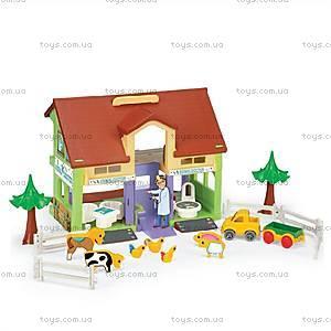 Детский игровой набор «Ветеринарный домик», 25460, фото