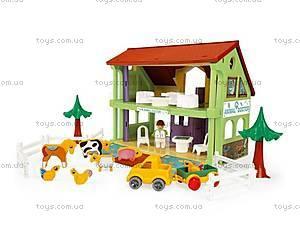 Детский игровой набор «Ветеринарный домик», 25460, цена