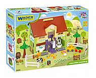 Детский игровой набор «Ветеринарный домик», 25460