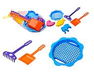 Детский игровой песочный набор, 01-101, купить