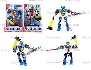 Детский игровой робот-трансформер, 2014-6