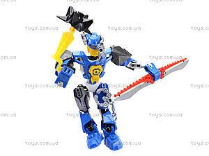 Детский игровой робот-трансформер, 2014-6, игрушки