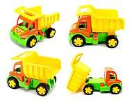 Детский игровой трактор «Гигант», 66005, фото