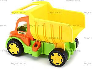 Детский игровой трактор «Гигант», 66005, игрушки