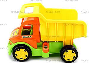 Детский игровой трактор «Гигант», 66005, детские игрушки