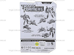 Детский игровой, трансформер, 55-4678, детские игрушки