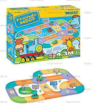 Детский игровой, трек, 54010