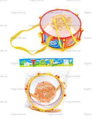 Детский игрушечный барабан, 808