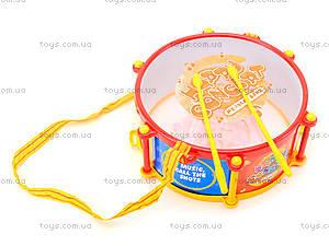 Детский игрушечный барабан, 808, цена