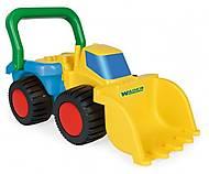 Детский игрушечный бульдозер, 35150, фото