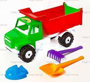 Детский игрушечный грузовик «Денни», 306