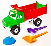 Детский игрушечный грузовик «Денни», 306, фото